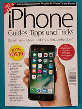 iPhone Nr.2/2016 NEU für iOS 10 Guide,Tipps und Tricks  ungelesen 1A absolut TOP