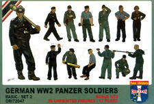 Orion - German WW2 Panzer soldiers - 1:72