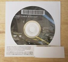 Adobe Acrobat XI Standard for Windows with Serial Number - New Factory Sealed