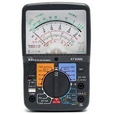 New KT8260L Test Pen Analog Multimeter ACV/DCV/DCA/Electric Resistance Tester