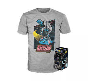 Star Wars 2XL Tee Empire Strikes Back 40th Anniversary Funko Target Excl New