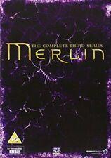 Merlin Complete BBC Series 3 [DVD][Region 2]