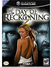 WWE Day Of Reckoning 2 Nintendo Gamecube - Game Only