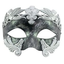 ROMAN Gladiator MENS MASQUERADE Mask | FILIGREE Venetian | Fancy Dress PROM BALL