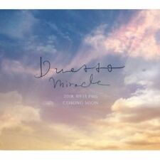 Duetto-[Miracle] 2nd Mini Album CD+Booklet K-POP Sealed Popera Crossover Music
