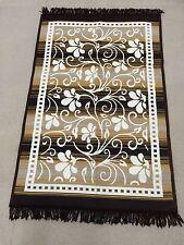 Turkish Authentic indian Afghan Anatolian Carpet Kilim Rug Woven Mat Ethnic