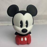 Disney SoftPals Mickey Mouse Philips LED Glowing Nightlight Table Top NO Base