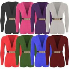 Halterneck Long Sleeve Jumpsuits & Playsuits for Women