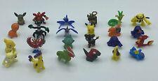 Small Pokemon Figures (Lot Of 24) Lot #4