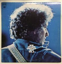 "Bob Dylan ""Greatest Hits Vol. Ii"" 2x12"" 33Rpm vinyl dbl album Columbia 1971 Rock"