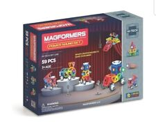 Magformers 59 Piece Power Sound Magnetic Building Set (BRAND NEW, SEALED)