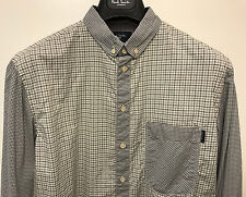 Paul Smith CHECK SHIRT Very Rare CLASSIC FIT Size M Pit to Pit 21.5""