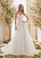 Plus Size Morilee Tulle Wedding Dresses