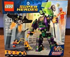 Lego Lex Luthor Mech Takedown 76097 New In Box