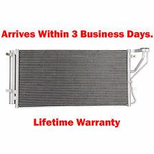 3658 New Condenser For Kia Rondo 2007 - 2012 2.4 2.7 V6 Lifetime Warranty