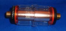 """50pF capacitor Vacuum Glass Fixed Capacitor 35 kV cap 6.5""""x2.5"""""""