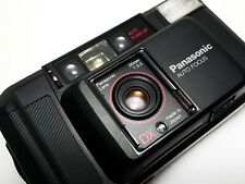 + RARE & FILM TESTED + Panasonic C-600 AF 35mm Compact Point & Shoot Film Camera