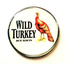 anneys - golf ball marker -  ** wild turkey ** .
