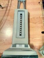 Vintage Electrolux Automatic 1451 E Upright Heavy Duty Vacuum Cleaner. Works