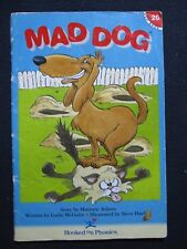 Mad Dog (Hooked on Phonics, Book 20) [Jan 01, 1998] Leslie McGuire; Steve Haef..