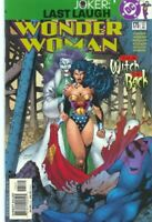 Wonder Woman Vol. 2 175 Jim Lee Cover Joker: Last Laugh   The Witch And The Warr