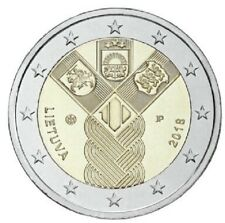 Lithuania / Litauen - 2 Euro Establishment of States Estonia, Latvia, Lithuania