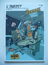 Magazine (très bel état) - L'inédit 24 (Kirby & Philippe Xavier)