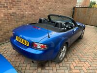Mazda mx5 2006 1.8 option pack
