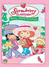 Strawberry Shortcake - Berry, Merry Christmas-DVD-CHRISTMAS-FREE SHIPPING CANADA