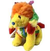 "Hallmark Rainbow Brite Puppy Brite Stuffed Animal 10"" Plush Classic NWT"
