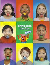 Koolaid Print Ad 2011