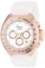 Freelook Women's HA6303RG-9 Aquamarina III White Rose Silicone Watch Water Proof
