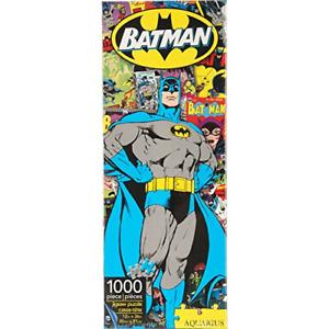 Aquarius Batman Retro Slim 1000 Piece Jigsaw Puzzle