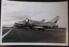 AVIATION, PHOTO AVION F 100 D, EC 4/11, JURA