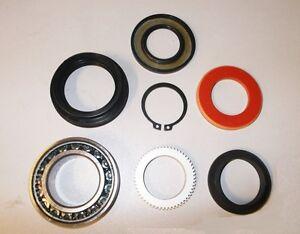 Rear Axle Half Shaft Wheel Bearing Repair Kit For Nissan Navara 2.5DCi D40 2005+