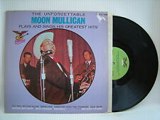 Moon Mullican - The Unforgettable, Plays & Sings His Greatest Hits, SLP-398 Ex+