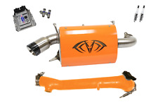 EVOLUTION POWERSPORT Polaris RZR XP TURBO ECU Flash/ORANGE EVO Magnum Stage 4R