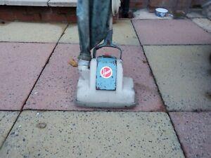 Vintage Hoover Vacuum Cleaner Model 119 working