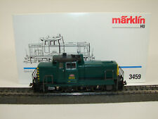 Märklin H0 3459 Diesellokomotive Série 80 la Sncb , Vert comme Neuf