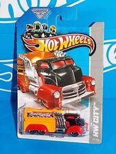 Hot Wheels 2013 HW City HW City Works #47 Fast Gassin' Black & Orange