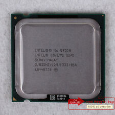 Intel Core 2 Quad Q9550 SLB8V CPU Processor 2.83/6M/1333 LGA 775 100% work free