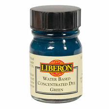 LIBERON CONCENTRATED WATER BASED WOOD DYE 15ml CHOICE 8 COLOURS