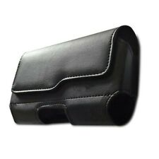 Phone Pouch Case Leather Holster Universal Cellphone Wallet Belt Cover Clip