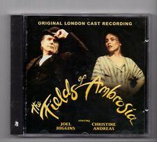 (IX901) The Fields Of Ambrosia, Original London Cast Recording - 1996 CD