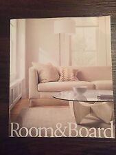 ROOM & BOARD 2017 INSPIRED DESIGN FOR MODERN LIVING CATALOG LOOKBOOK