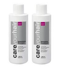 HNC Extensions Shampoo 1000ml + Extensions Conditioner 1000ml