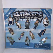 Homies Series 4 New On Card (13 Retired Homies)
