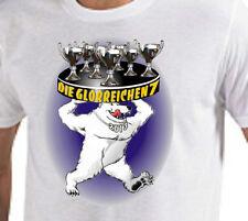 Herren-T-Shirts mit Rundhals und Fan S