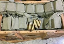 8mm Mauser Turkish 14 stripper clips with original bandolier 7.92x57 k98 Yugo