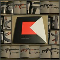 RARE KALASHNIKOV assault rifle Russian Large Book PHOTO Album weapons